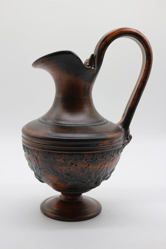 Colección efímera bicolor jarra bellotas