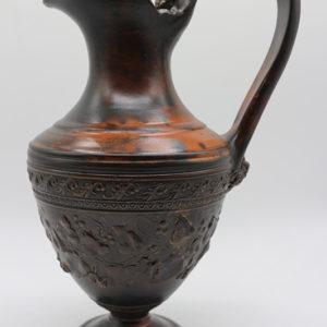 Colección efímera bicolor jarra guirnalda