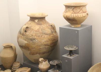 cerámicas museo Alcudia