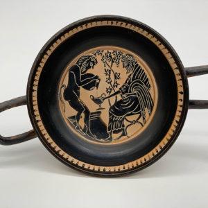 Colección Efímera Kylix Dionisios