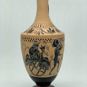 Colección efímera lekythos Dionisios