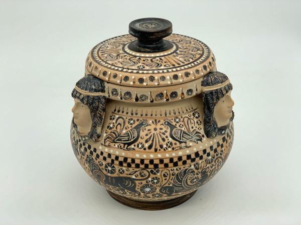 Colección efímera pyxide grande