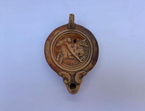 Lucerna zodiaco